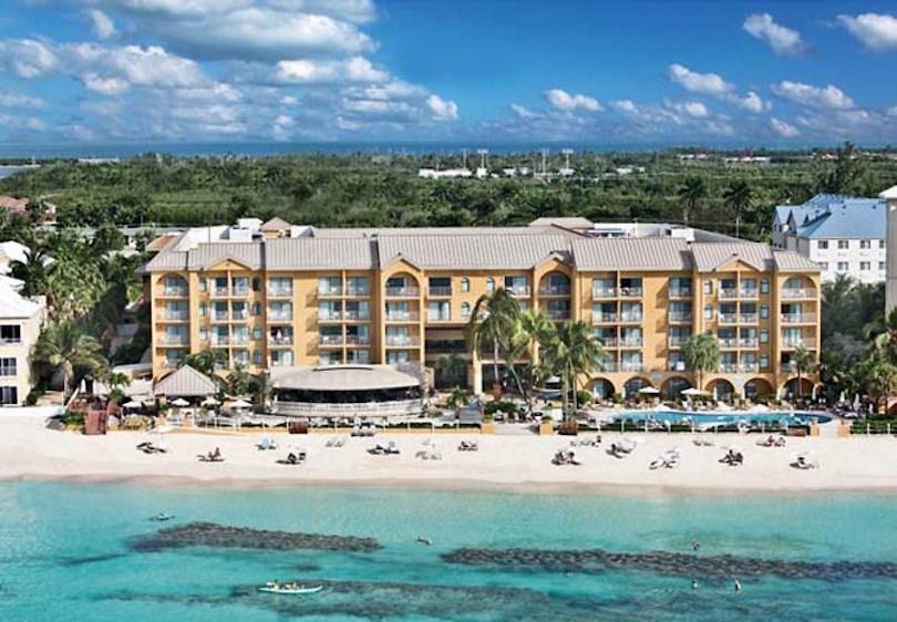 Marriott Beach Resort Grand Cayman