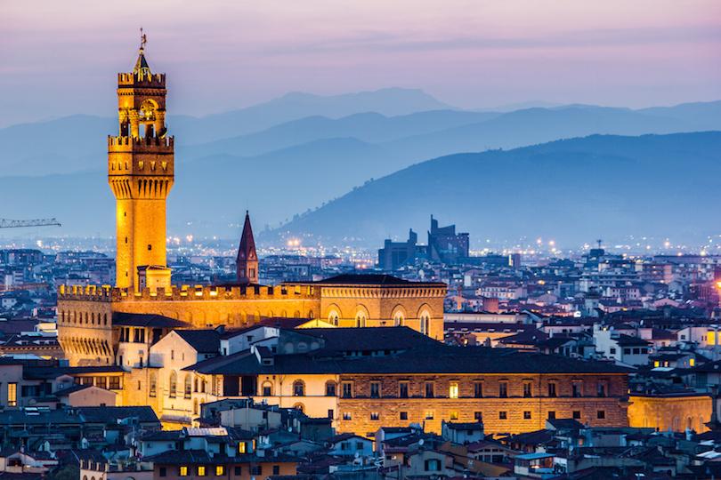 Firenze, Palazzo della Signoria
