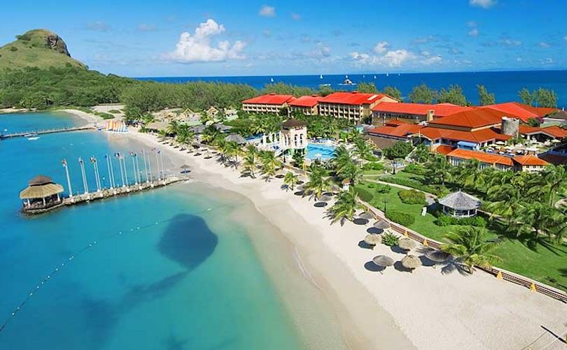 Sandals Grande St Lucian