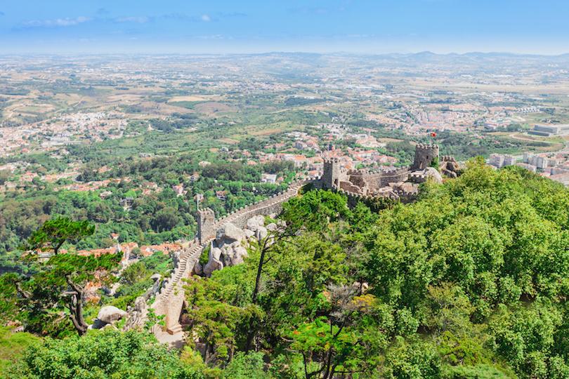 Castle of Moors