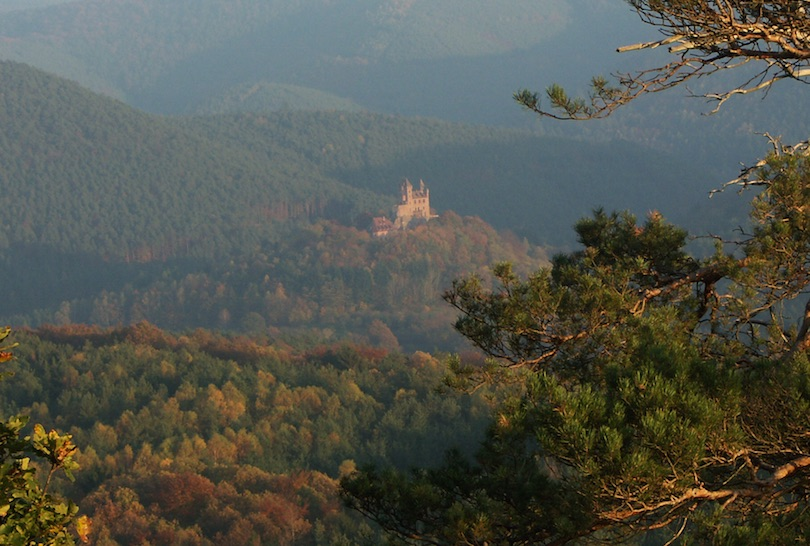 Berwartstein Castle
