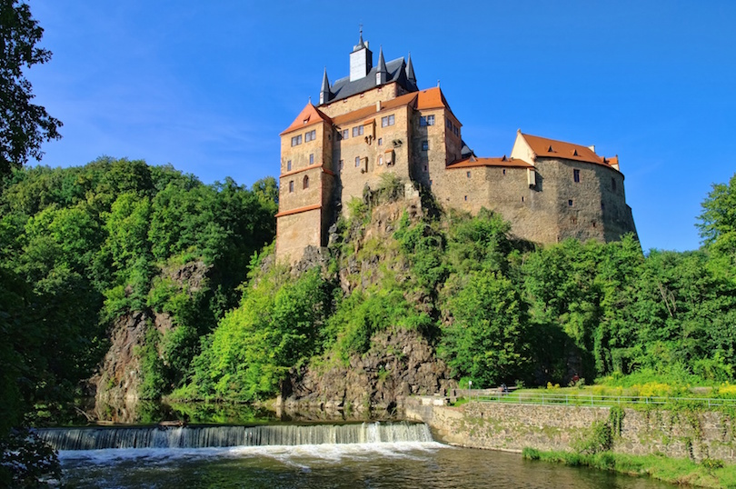 Kriebstein Burg
