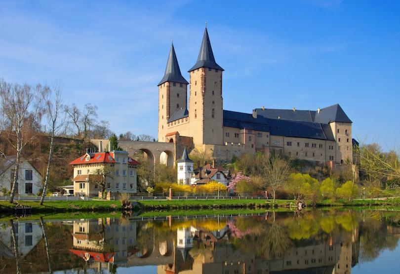 Rochlitz Schloss
